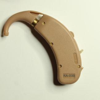 Заушный слуховой аппарат Tondi KA-03B